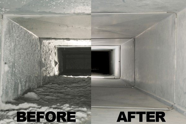 HVAC before and after brochure pic