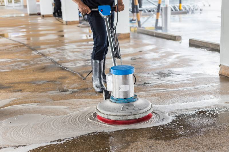 Why deep clean your business?